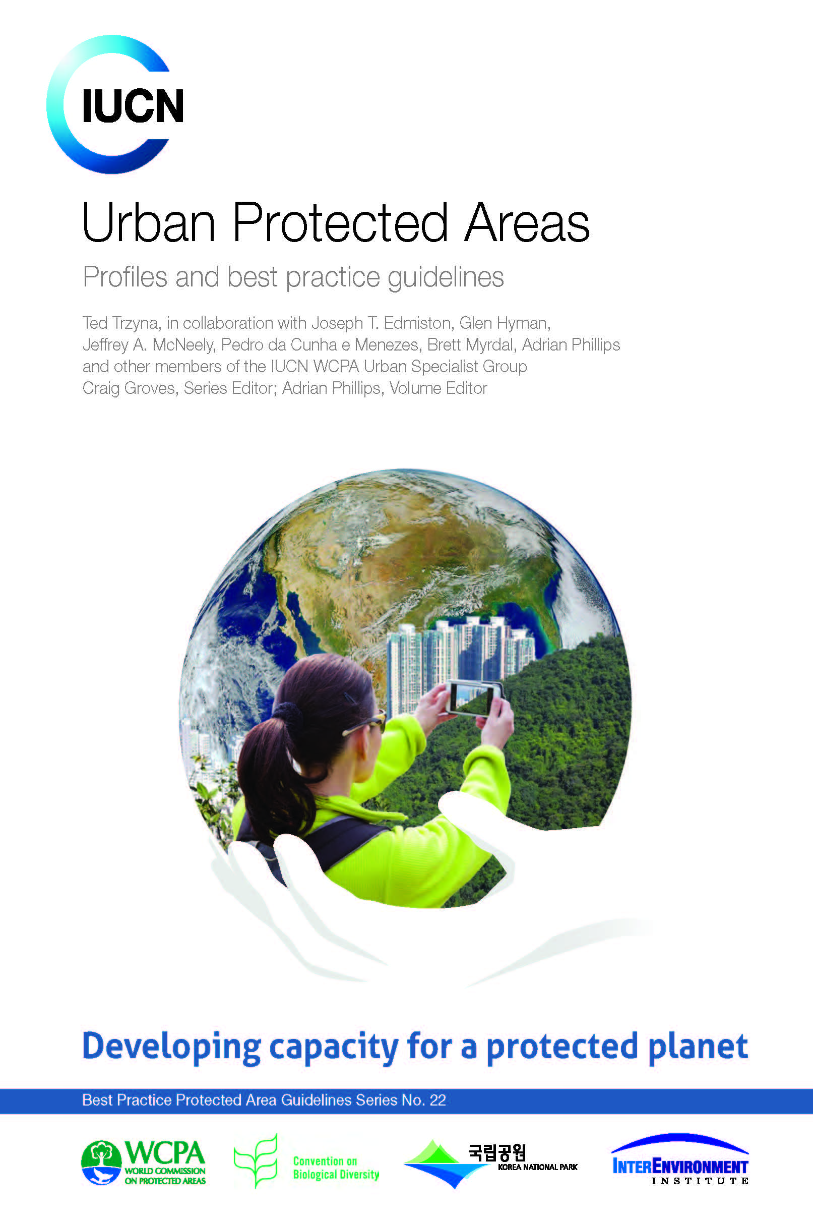 Capa da Urban Protected Areas: Profiles and best practice guidelines