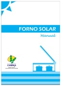 Capa da Forno solar - Manual