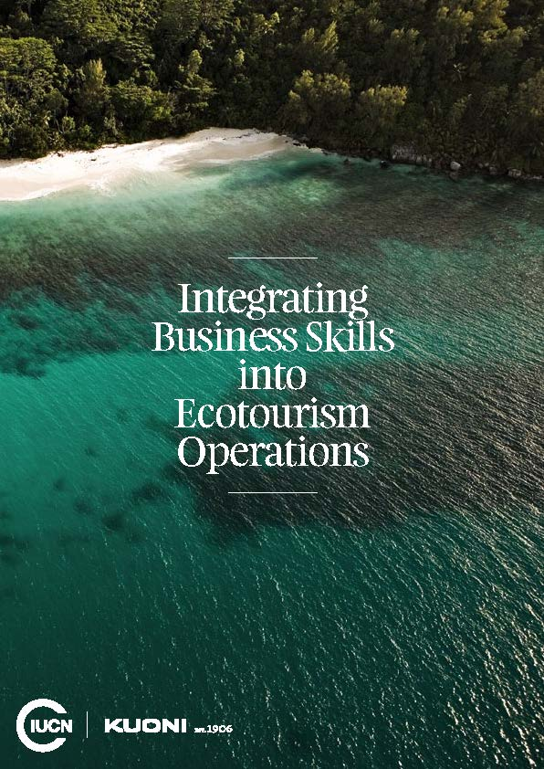 Capa da Integrating business skills into ecotourism operations
