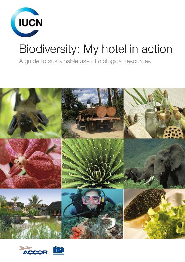 Capa da Biodiversity: My hotel in action
