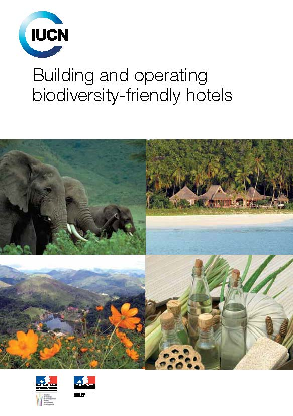 Capa da Building and operating biodiversity-friendly hotels