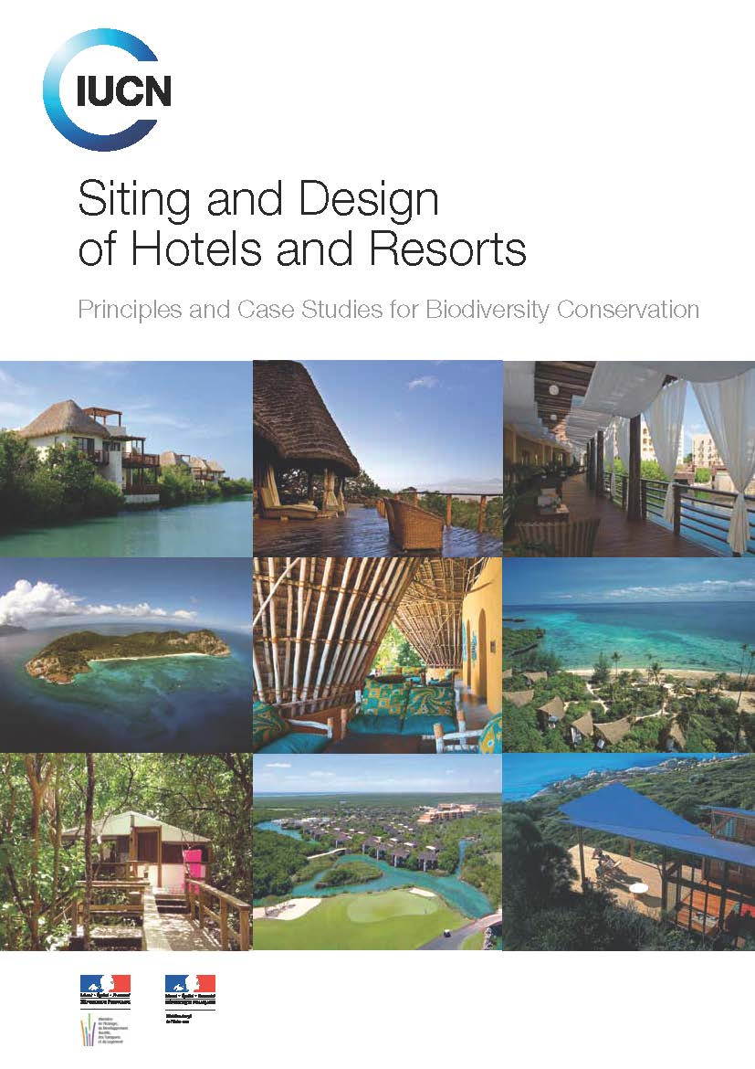 Capa da Siting and design of hotels and resorts