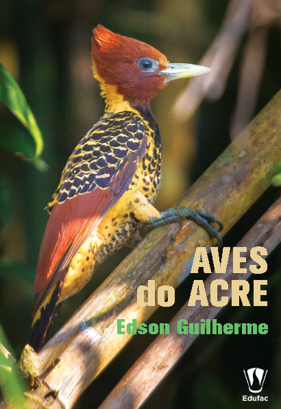Capa da Aves do Acre